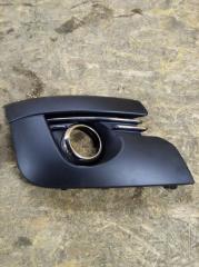 Запчасть накладка птф передняя правая Peugeot 3008