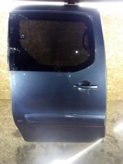 Дверь сдвижная правая Peugeot partner 2013