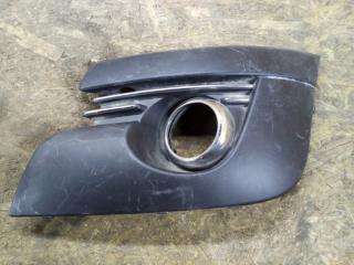 Запчасть накладка птф передняя левая Peugeot 3008