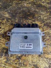 Блок управления двигателем Nissan Note 2012