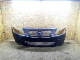 Запчасть бампер передний Renault Logan