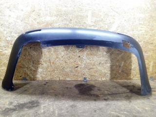 Юбка бампера задняя Volkswagen Jetta 5
