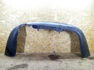 Юбка бампера задняя Volkswagen passat b6