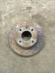 Запчасть тормозной диск передний Nissan Almera Classic