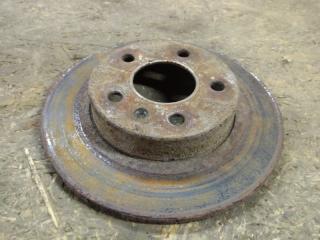 Запчасть тормозной диск задний правый Opel Astra