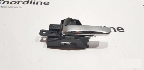 Запчасть ручка двери внутренняя левая Mitsubishi Outlander 3