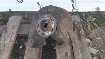 Запчасть кулак поворотный передний левый Skoda Fabia 2 2008