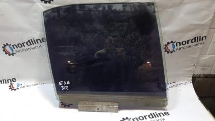 Запчасть стекло двери заднее правое BMW 3 series 1991