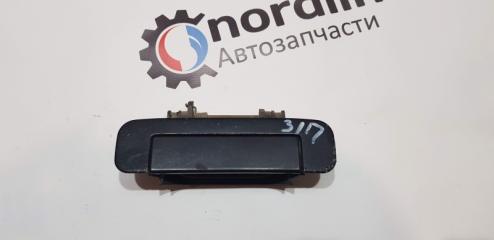 Запчасть ручка двери внешняя задняя правая Audi 80 B4 1991