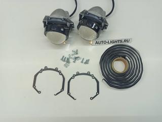 Запчасть би-светодиодные линзы dixel hella3r для nissan juke Nissan Juke