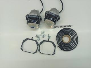 Запчасть би-светодиодные линзы dixеl hella3r для lexus rx 400h с системой afs Lexus RX