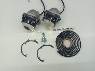 Запчасть би-светодиодные линзы dixel hella3r для mazda cx7 Mazda CX-7