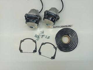 Запчасть би-светодиодные линзы dixel hella3r для audi q7 4l Audi Q7