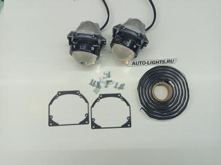 Запчасть би-светодиодные линзы dixel hella3r для honda accord 8 Honda Accord