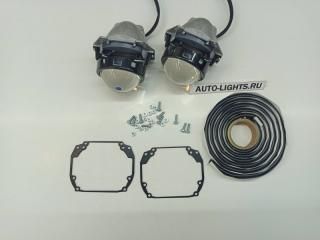 Запчасть би-светодиодные линзы dixel hella3r для land rover discovery 4 Land Rover Discovery