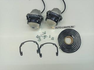 Запчасть би-светодиодные линзы dixel hella3r для mercedes-benz с-class ii w203 Mercedes-Benz C-class