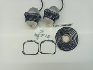 Запчасть линзы фары mercedes ml w163 bi-led hella3r dixel Mercedes-Benz M-class