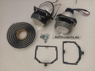 Запчасть линзы фары land rover discovery 4 bi-led hella3r aozoom адаптив Land Rover Discovery