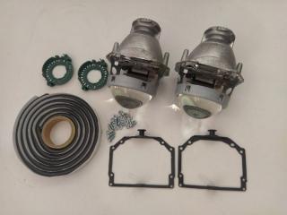 Запчасть би-ксеноновые линзы platinum hella3r для volvo xc90 с системой afs Volvo XC90