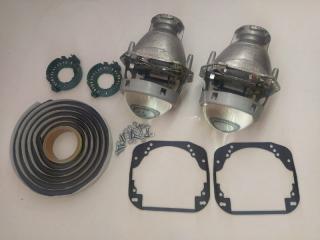 Би-ксеноновые линзы Platinum Hella3R для Infiniti G25 (V36) Infiniti G25 V36 26025JK80C новая