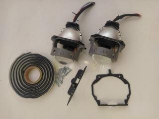 Запчасть линзы фары mazda 6 gj bi-led hella3r aozoom адаптив Mazda Mazda6