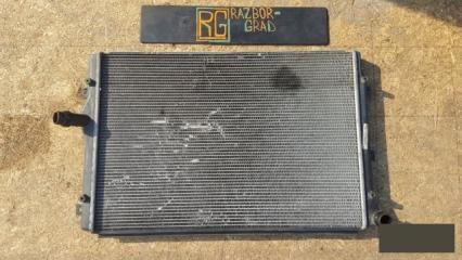 Запчасть радиатор основной Skoda Superb