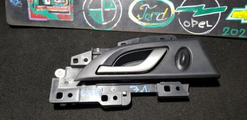 Запчасть ручка двери внутренняя задняя левая Honda Civic